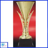 Metal Soccer Trophy