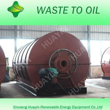 Green Technology Waste Plastic To Fuel Pyrolysis Plant/Plastic Recycling Machine To Fuel Oil