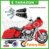 "1-3"" inch Rear Lowering Kit For Harley Davidson Touring Street Electra Ultra Standard Glide 02-13"