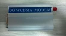 Single port 3G WCDMA modem simcom 5216E receive sms online 5216E Rs232 3g modem