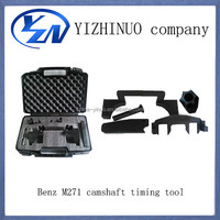 YN china supplier auto repair tool for car and motorcycle for M271 M272 engine timing tool set