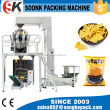 Sk-220dt verticales lentejas embalaje máquina China fabricante