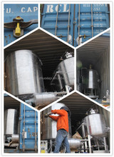 400L beer brewery equipment for pub and home made brewing craft