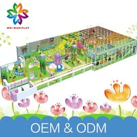 Hot Sale Amusement Park Toys Interesting Indoor Playground Soft Play Areas
