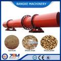 Serragem rolo Rotary secador de tambor fabricante profissional secador de
