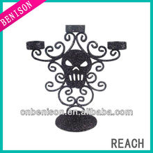 High quality baroque halloween fantasy candle holder