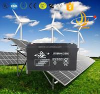 Vrla regulated lead acid battery 12v 65ah/solar battery/deep cycle battery 12v 65ah for solar power system