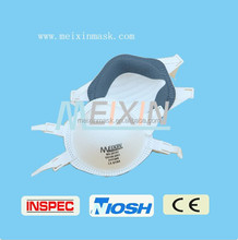 Descartáveis máscaras de respiração/máscaras para a indústria/ffp3 máscara de látex de pássaro máscara de animal