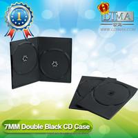 7mm black pp dvd box single