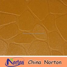 customized plastic type flooring , kindergarten pvc material flooring NTF-PE068B