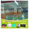 parking guidance system/car parking finder system with occupancy sensor and 3 colors led lamp