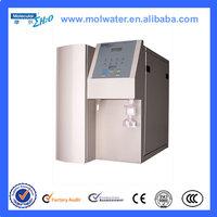 Molecular Water Pump RO membrane, Micro Computer Control 10LPH laboratory Equipment Pure Water Making machine