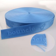 Nylon webbing roll variety use custom made PMS color top quality