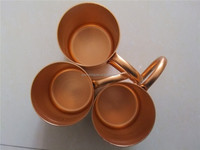 stainless steel Material and Stored food Food Container Feature bread storage glod hip flask coffe cup