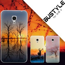 The Best Selling Products! Cases For XIAOMI 4 With Literature And Art Design