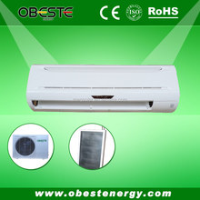 Hot Sale 100% Solar Air Conditioner,48V DC Solar Powered Air Conditioners,Home Aircon