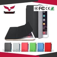 for Ipad Mini Smart Cover Magnetic Case Stand PU Leather Case for Ipad Mini 1 Mini 2 3 With Retina Display