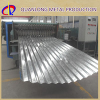 ASTM A792 CGCC Lowes Metal Roofing Sheet Price