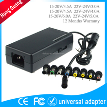 5.5*1.7mm DC tip universal 12v 3a power adapter for car & airplane