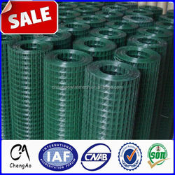 China supplies PVC coated welded wire mesh for dog cage