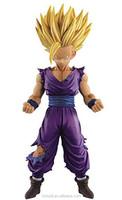 2015 new sale PVC 20cm Dragon Ball Son Gohan Super Saiyan Japanese anime characters action figure