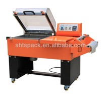 Shanghai Taoshan JLS 5540 hand operated shrink packaging machine