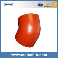 """New Technology OEM Precise Cast Iron Pipe 6"""" Inch From Foundry China"""