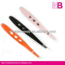 Profession beauty tool Slant Tip Brow Tweezers