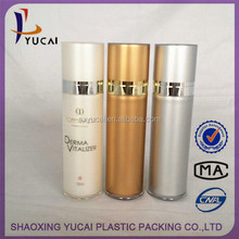 supply lotion pump bottle acrylic skin care packaging bottle acrylic cosmetic