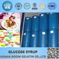 Free sample Natural Liquid Glucose,non GMO glucose syrup,transparent glucose syrup