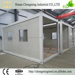 Cheap And Modern Steady Firm 20Ft Movable Pre Made Houses For Sale