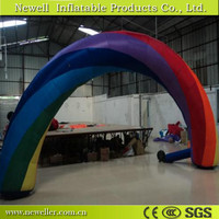 Hot sale fwu-long arch ballon for sale
