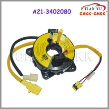 Electrical auto car parts spiral cable sub assy airbag clock spring For Chery A21-3402080
