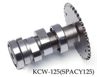 KCW125(SPACY125) motorcycle Camshaft, KCW125(SPACY125) camshaft for motorcycle engine parts,A class quality and reasonable price