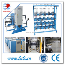 P Automatic Double Twist Wire Bunching Electric Cable Machine