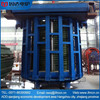 Trustworthy China supplier 50t cast iron melting furnace price