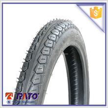 Top quality Motorcycle Tyres best value in chongqing attern on size 2.50-17 2.75-17