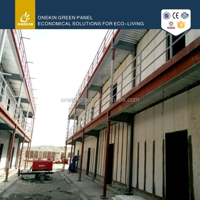 Prefab House Wall Panel Lightweight Exterior Siding Buy Lightweight Exterior Siding Soundproof