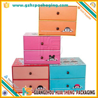 Custom logo cardboard hat boxes wiith lid wholesale,beautiful box with matte lamination