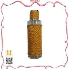 Summer limited organge leather aroma pump spray container