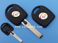 New product &Direct factory VW Passat transponder key shell for Auto Key Blank