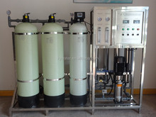 Automatic cleaning 1000L/H brackish water treatment plant