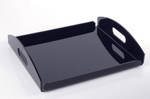 Pop Custom Design Lucite Food Serving Tray Perspex Food Serving Tray
