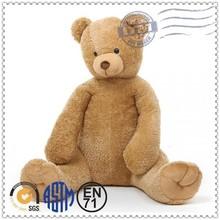 Plush high good quality custom giant stuffed bear
