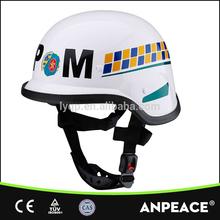 protective wearer s head superman motorcycle helmet