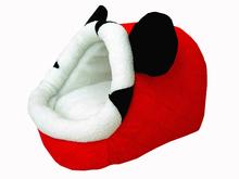 Fashionable soft warm dog house
