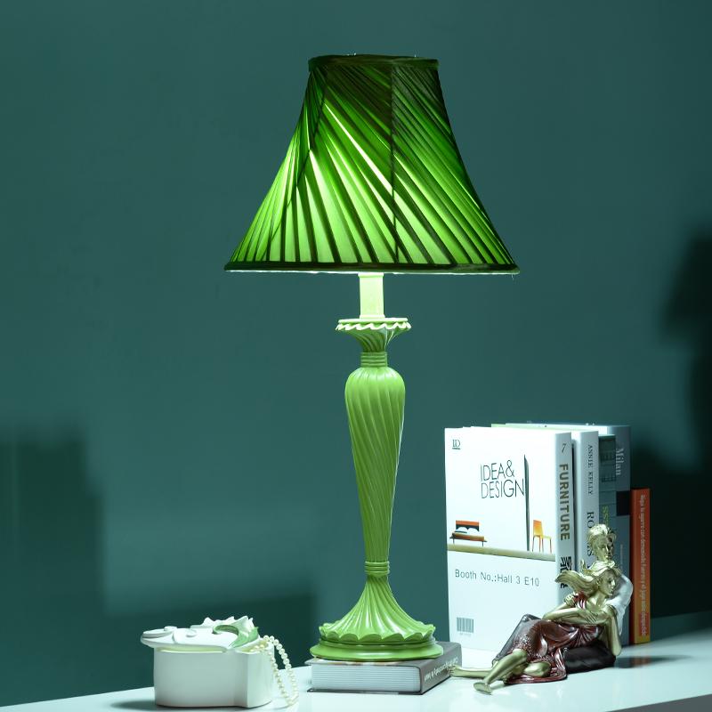home goods modern home decorative led resin table lamp buy table. Black Bedroom Furniture Sets. Home Design Ideas