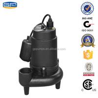 Cast Iron Sewage Pumps with CSAcertification - sewage pumps