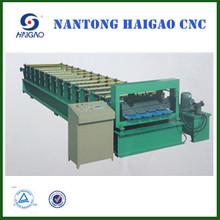 Single Layer CNC color steel forming press machine/ back-cut cnc punch c purlin machine unit