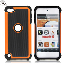 Football Skin Case For ipod Touch 5 Flip Case For Touch 5